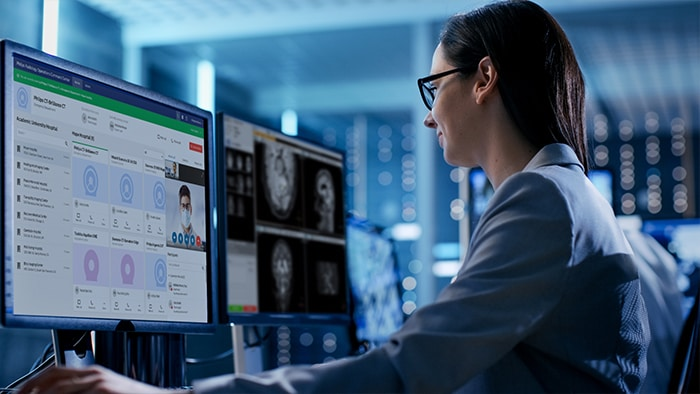 Going remote: how collaborative and virtual capabilities are transforming radiology