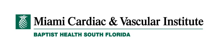 Logotipo do Miami Cardiac and Vascular Institute