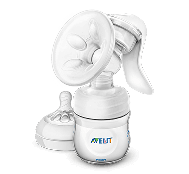 Extrator de leite manual Philips Avent