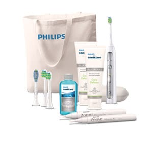 Ortho Kit with Fluoridex and AirFloss Pro