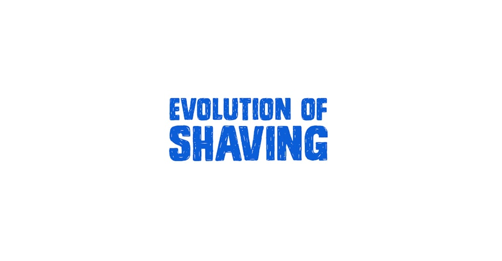 evolution-of-shaving