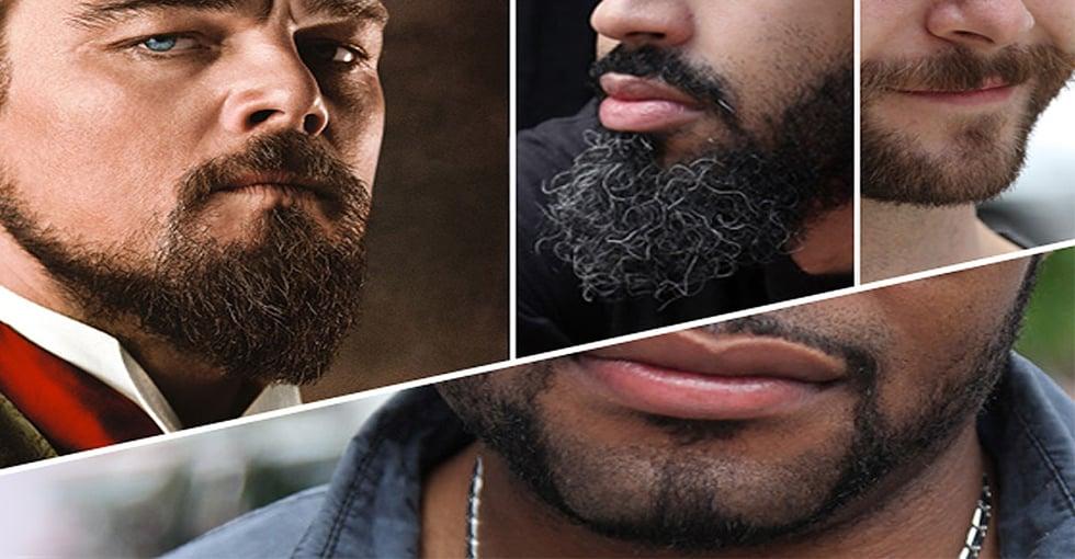 Como voc se refere aos tipos de barba - Clases de barbas ...