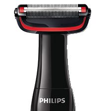 Aparador de pelos do corpo para aparar e barbear - Série 3000  ad1413ba3e36