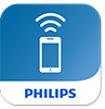 Philips TV Remote App logo
